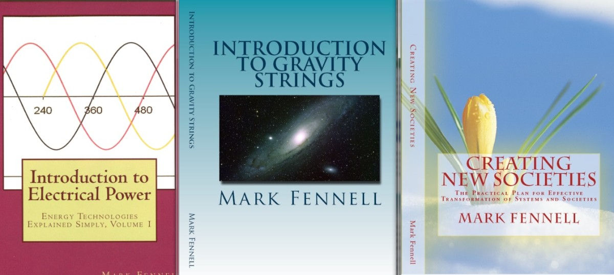 Mark Fennell: Author, Educator, Scientist, Poet, Visionary